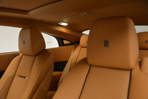 Used 2016 Rolls-Royce Wraith for sale Sold at Bugatti of Greenwich in Greenwich CT 06830 16