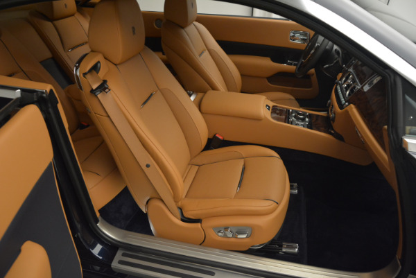 Used 2016 Rolls-Royce Wraith for sale Sold at Bugatti of Greenwich in Greenwich CT 06830 20