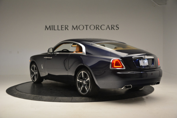Used 2016 Rolls-Royce Wraith for sale Sold at Bugatti of Greenwich in Greenwich CT 06830 3