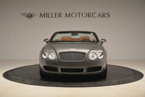 Used 2008 Bentley Continental GT W12 for sale Sold at Bugatti of Greenwich in Greenwich CT 06830 12