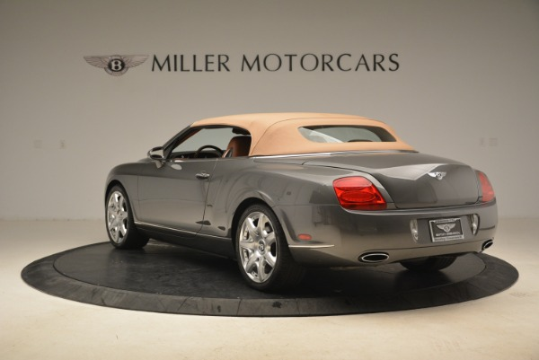 Used 2008 Bentley Continental GT W12 for sale Sold at Bugatti of Greenwich in Greenwich CT 06830 17