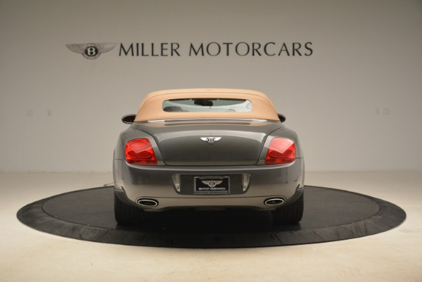 Used 2008 Bentley Continental GT W12 for sale Sold at Bugatti of Greenwich in Greenwich CT 06830 18