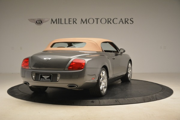 Used 2008 Bentley Continental GT W12 for sale Sold at Bugatti of Greenwich in Greenwich CT 06830 19
