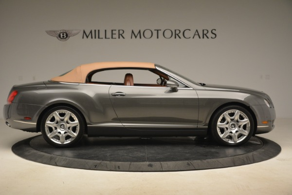 Used 2008 Bentley Continental GT W12 for sale Sold at Bugatti of Greenwich in Greenwich CT 06830 21