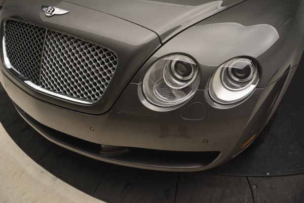 Used 2008 Bentley Continental GT W12 for sale Sold at Bugatti of Greenwich in Greenwich CT 06830 26