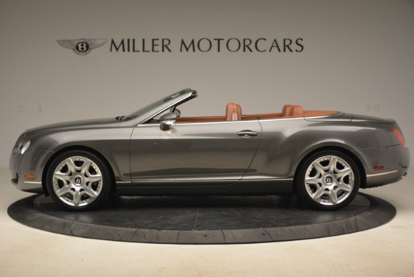 Used 2008 Bentley Continental GT W12 for sale Sold at Bugatti of Greenwich in Greenwich CT 06830 3