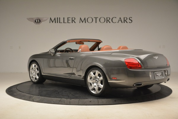 Used 2008 Bentley Continental GT W12 for sale Sold at Bugatti of Greenwich in Greenwich CT 06830 4
