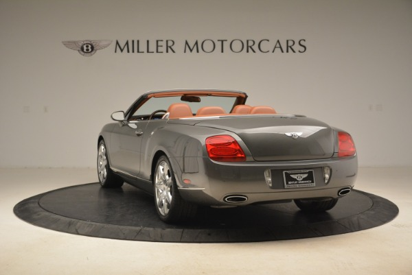 Used 2008 Bentley Continental GT W12 for sale Sold at Bugatti of Greenwich in Greenwich CT 06830 5