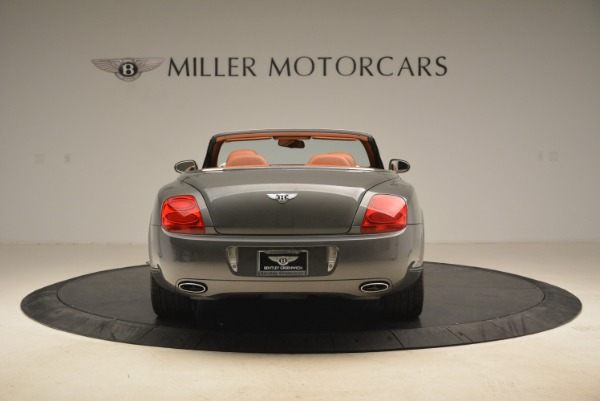 Used 2008 Bentley Continental GT W12 for sale Sold at Bugatti of Greenwich in Greenwich CT 06830 6