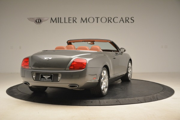 Used 2008 Bentley Continental GT W12 for sale Sold at Bugatti of Greenwich in Greenwich CT 06830 7