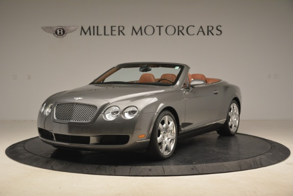 Used 2008 Bentley Continental GT W12 for sale Sold at Bugatti of Greenwich in Greenwich CT 06830 1