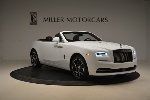 New 2018 Rolls-Royce Dawn Black Badge for sale Sold at Bugatti of Greenwich in Greenwich CT 06830 11