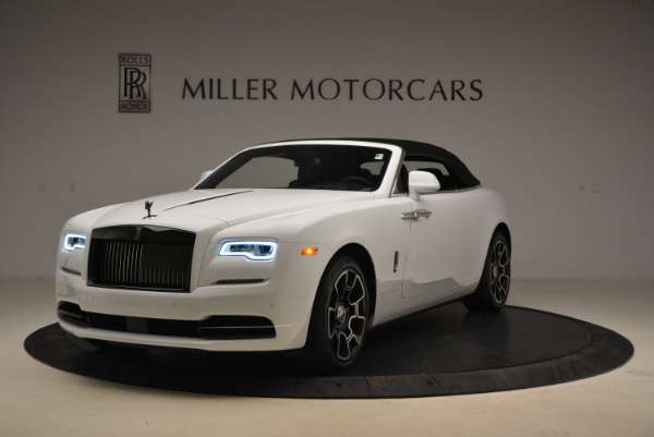 New 2018 Rolls-Royce Dawn Black Badge for sale Sold at Bugatti of Greenwich in Greenwich CT 06830 13