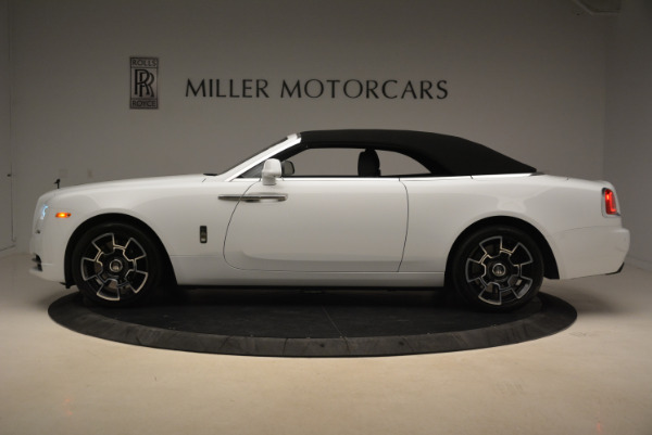 New 2018 Rolls-Royce Dawn Black Badge for sale Sold at Bugatti of Greenwich in Greenwich CT 06830 15
