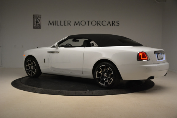 New 2018 Rolls-Royce Dawn Black Badge for sale Sold at Bugatti of Greenwich in Greenwich CT 06830 16