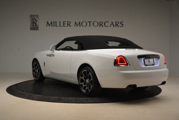 New 2018 Rolls-Royce Dawn Black Badge for sale Sold at Bugatti of Greenwich in Greenwich CT 06830 17