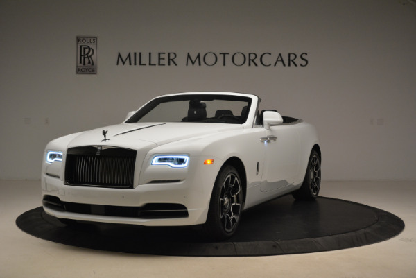 New 2018 Rolls-Royce Dawn Black Badge for sale Sold at Bugatti of Greenwich in Greenwich CT 06830 2