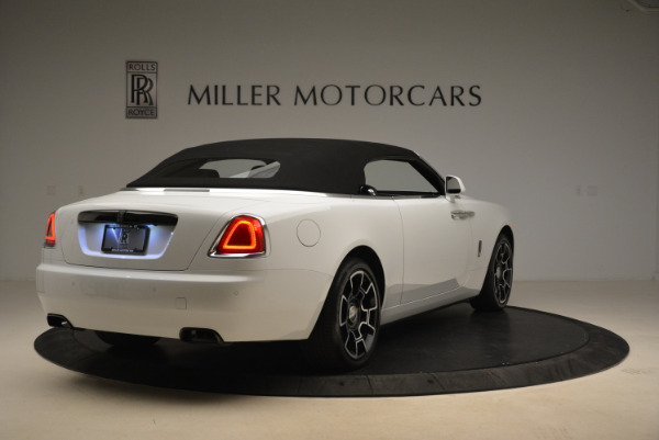 New 2018 Rolls-Royce Dawn Black Badge for sale Sold at Bugatti of Greenwich in Greenwich CT 06830 20