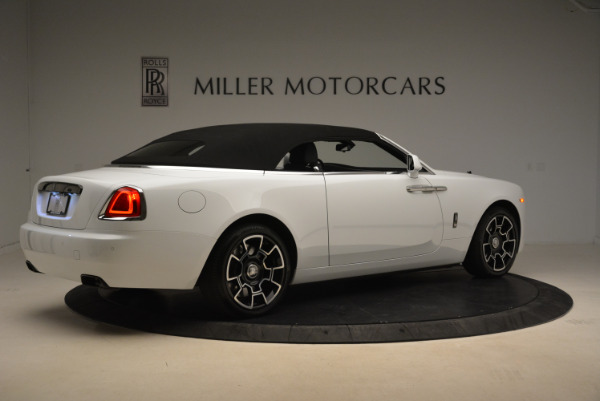 New 2018 Rolls-Royce Dawn Black Badge for sale Sold at Bugatti of Greenwich in Greenwich CT 06830 21