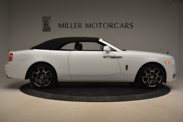 New 2018 Rolls-Royce Dawn Black Badge for sale Sold at Bugatti of Greenwich in Greenwich CT 06830 22