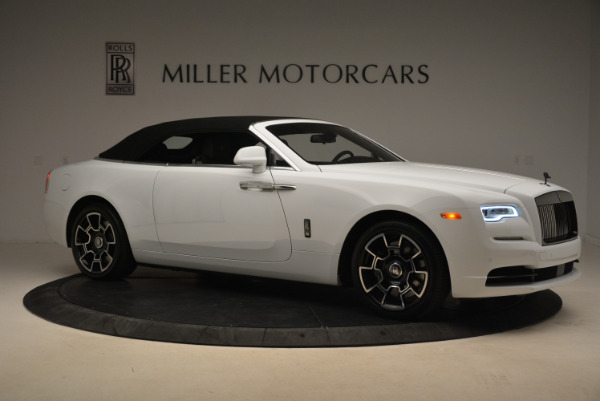New 2018 Rolls-Royce Dawn Black Badge for sale Sold at Bugatti of Greenwich in Greenwich CT 06830 23