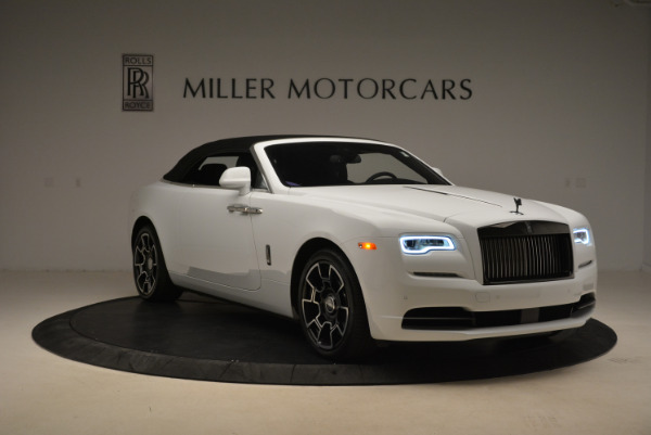 New 2018 Rolls-Royce Dawn Black Badge for sale Sold at Bugatti of Greenwich in Greenwich CT 06830 24