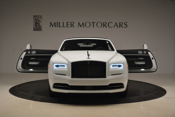 New 2018 Rolls-Royce Dawn Black Badge for sale Sold at Bugatti of Greenwich in Greenwich CT 06830 25