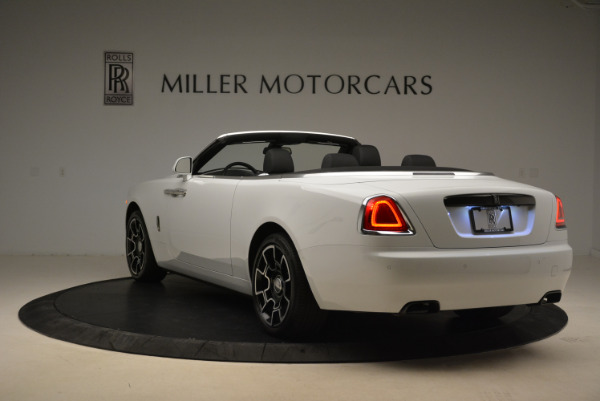 New 2018 Rolls-Royce Dawn Black Badge for sale Sold at Bugatti of Greenwich in Greenwich CT 06830 6