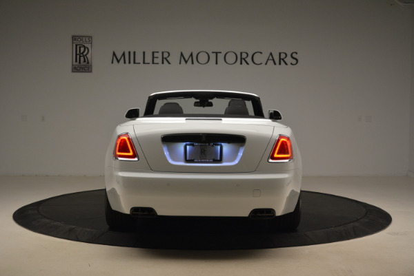 New 2018 Rolls-Royce Dawn Black Badge for sale Sold at Bugatti of Greenwich in Greenwich CT 06830 7