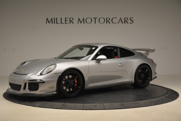 Used 2015 Porsche 911 GT3 for sale Sold at Bugatti of Greenwich in Greenwich CT 06830 2