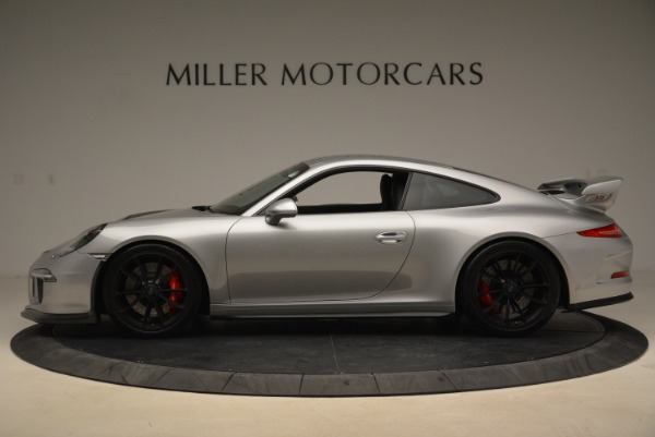 Used 2015 Porsche 911 GT3 for sale Sold at Bugatti of Greenwich in Greenwich CT 06830 3