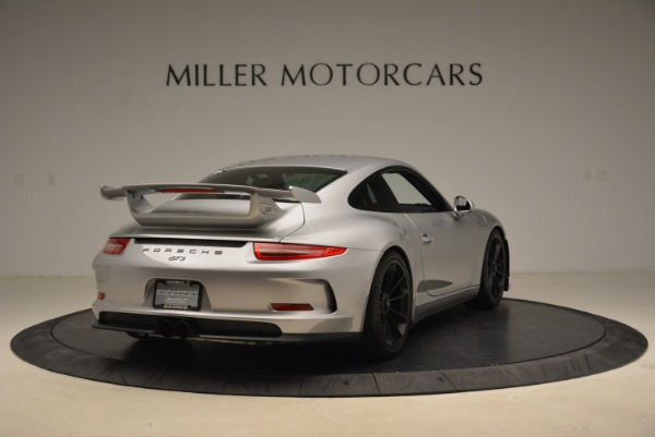 Used 2015 Porsche 911 GT3 for sale Sold at Bugatti of Greenwich in Greenwich CT 06830 7