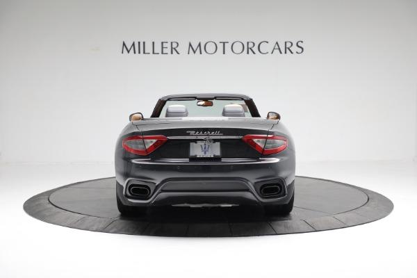 New 2018 Maserati GranTurismo Sport Convertible for sale Sold at Bugatti of Greenwich in Greenwich CT 06830 11