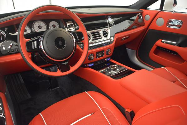 New 2016 Rolls-Royce Wraith for sale Sold at Bugatti of Greenwich in Greenwich CT 06830 21