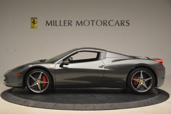 Used 2013 Ferrari 458 Spider for sale Sold at Bugatti of Greenwich in Greenwich CT 06830 15
