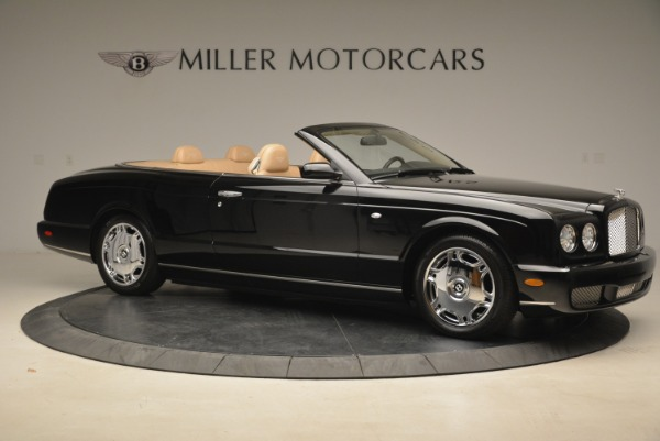 Used 2007 Bentley Azure for sale Sold at Bugatti of Greenwich in Greenwich CT 06830 10