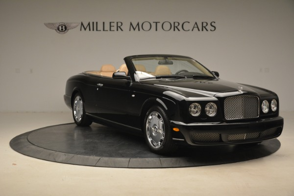 Used 2007 Bentley Azure for sale Sold at Bugatti of Greenwich in Greenwich CT 06830 11