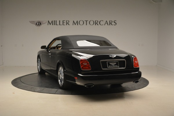 Used 2007 Bentley Azure for sale Sold at Bugatti of Greenwich in Greenwich CT 06830 18