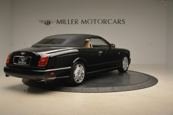 Used 2007 Bentley Azure for sale Sold at Bugatti of Greenwich in Greenwich CT 06830 20
