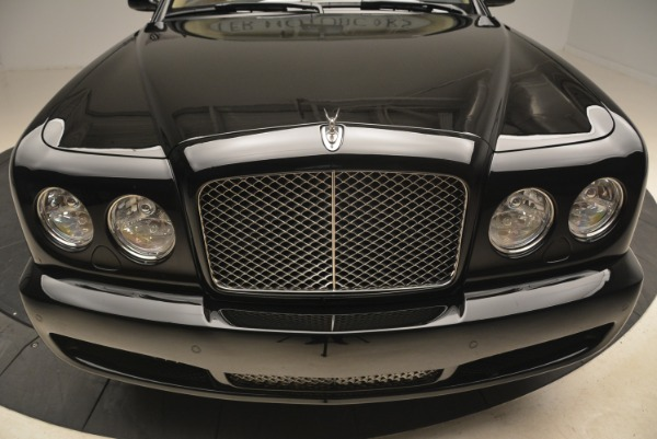Used 2007 Bentley Azure for sale Sold at Bugatti of Greenwich in Greenwich CT 06830 25