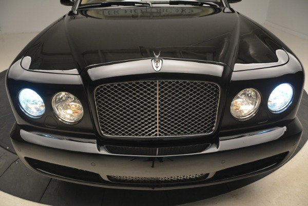 Used 2007 Bentley Azure for sale Sold at Bugatti of Greenwich in Greenwich CT 06830 26