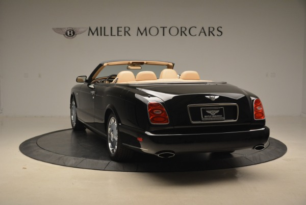Used 2007 Bentley Azure for sale Sold at Bugatti of Greenwich in Greenwich CT 06830 5
