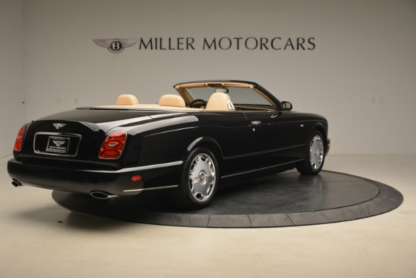 Used 2007 Bentley Azure for sale Sold at Bugatti of Greenwich in Greenwich CT 06830 7