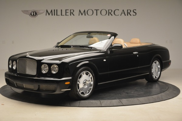 Used 2007 Bentley Azure for sale Sold at Bugatti of Greenwich in Greenwich CT 06830 1