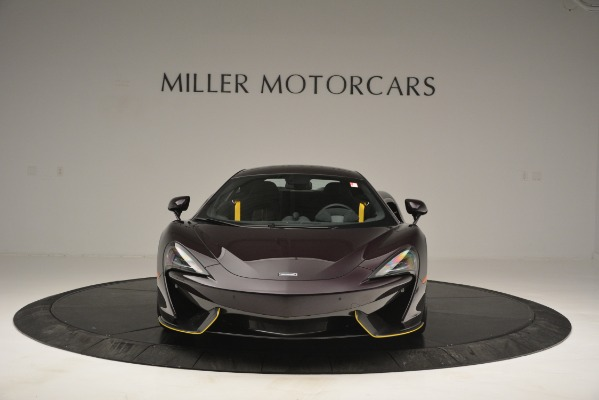 Used 2018 McLaren 570S for sale Sold at Bugatti of Greenwich in Greenwich CT 06830 12