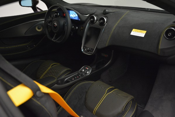 Used 2018 McLaren 570S for sale Sold at Bugatti of Greenwich in Greenwich CT 06830 18