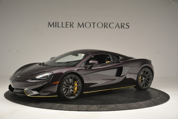 Used 2018 McLaren 570S for sale Sold at Bugatti of Greenwich in Greenwich CT 06830 2