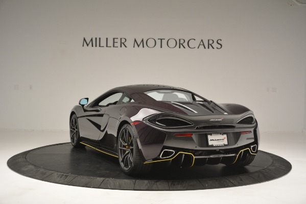 Used 2018 McLaren 570S for sale Sold at Bugatti of Greenwich in Greenwich CT 06830 5