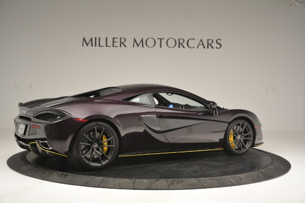 Used 2018 McLaren 570S for sale Sold at Bugatti of Greenwich in Greenwich CT 06830 8