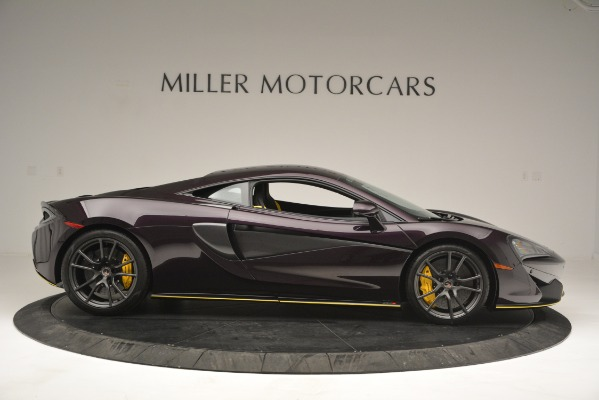 Used 2018 McLaren 570S for sale Sold at Bugatti of Greenwich in Greenwich CT 06830 9